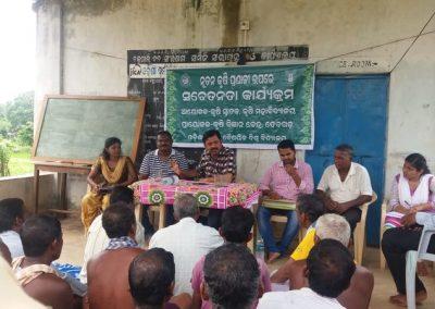 RAWE programme at Village Chakrapali Barkote